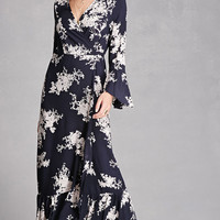 Selfie Leslie Floral Wrap Dress