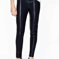 Lucca Couture Instigate Faux Leather Pants