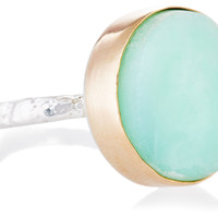 Chrysoprase Ring, Stone & Novelty Rings