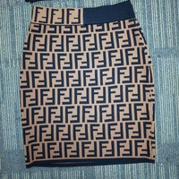Fendi Women Fashion Skirt