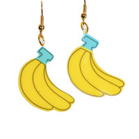 GO BANANAS EARRING SET
