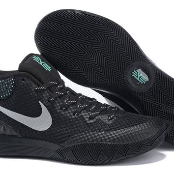 HCXX Men's Nike Zoom Kyrie 1 Basketball Shoes Black 40-46