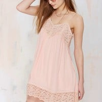 Joa Sweet Emotion Lace Dress