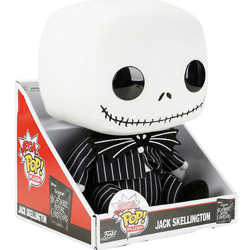 Funko The Nightmare Before Christmas Mega Pop! Jack Skellington Plush