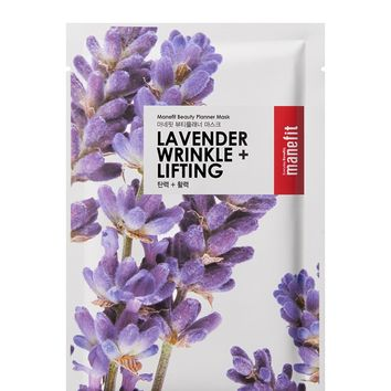 Manefit Lavender Lifting Mask