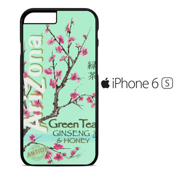 Arizona Green Tea SoftDrink iPhone 6S Case
