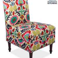Barstow Santa Maria Fabric Accent Chair, Direct Ships for just $9.95