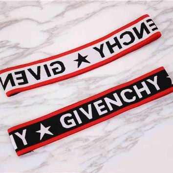 PEAPNH Givenchy Yoga Motion Headband Hair Hoop