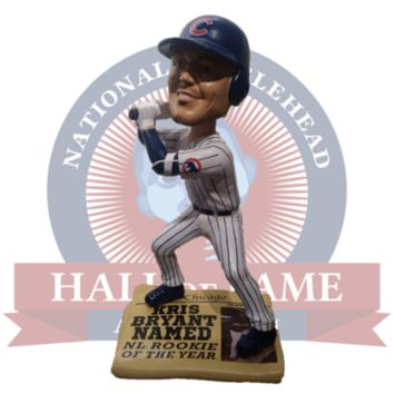 Kris Bryant 2015 Rookie of the Year Bobblehead
