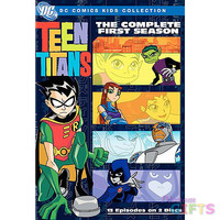 TEEN TITANS:COMPLETE FIRST SEASON