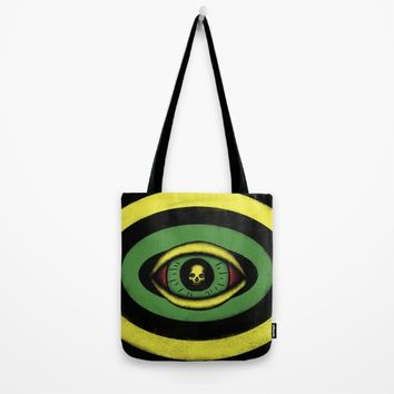 Sick Sad World Tote Bag by MidnightCoffee