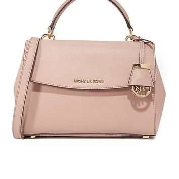 MICHAEL Michael Kors Women's Small Ava Top Handle Satchel