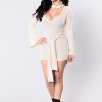 Perfect Stranger Dress - Ivory