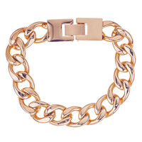 Mister Arc Bracelet - Rose Gold