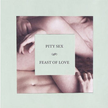 "Cold Cuts Merch - Pity Sex ""Feast of Love"" LP"