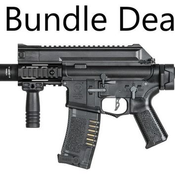 ARES AMOEBA AM-005 SMG BUNDLE - INCLUDES EXTRA MAG & 5000 BBS