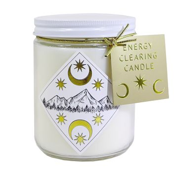 Ritual Candle Energy Clearing 16oz