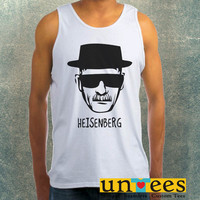 Breaking Bad Heisenberg Clothing Tank Top For Mens