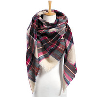 Top quality Acrylic Basic Scarves