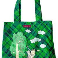 Swinging Animals Tote Bag