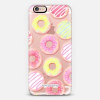Donuts Pattern Sweets Cute Candy Food Dessert Rachillustrates Rachel Corcoran iPhone 6s case by Rachel Corcoran | Casetify
