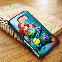Disney The Little Mermaid Ariel Samsung Galaxy S6 Edge Case