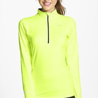 Women's Nike 'Element' Half Zip Top