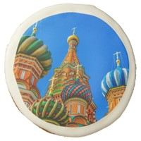 St. Basil's cathedral Sugar Cookie