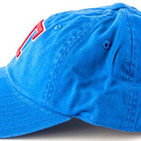 Texas Rangers MLB American Needle Ballpark Slouch Cotton Twill Adjustable Cap