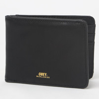 OBEY Gentry Bi-Fold Wallet at PacSun.com
