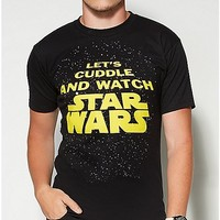 Star Wars Let's Cuddle Tee - Spencer's