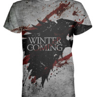 Game of Thrones All over print T-shirt
