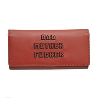 Womens Bad Mother Fucker Wallet