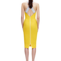 VICTORIA BECKHAM | ICON CROSS BACK FITTED