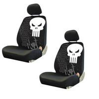 Marvel Punisher Seat Covers