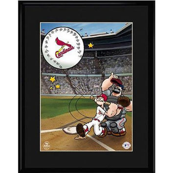 St. Louis Cardinals MLB Homerun Popeye Collectible