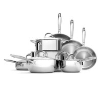 OXO Good Grips® Tri-Ply Pro Stainless Steel 13-Piece Cookware Set and Open Stock