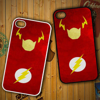 DC COMICS THE FLASH V0090 LG G2 G3, Nexus 4 5, Xperia Z2, iPhone 4S 5S 5C 6 6 Plus, iPod 4 5 Case