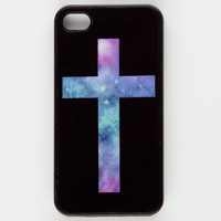 Galaxy Cross Iphone 4/4S Case Multi One Size For Women 22667295701