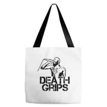Death Grips Tote Bags