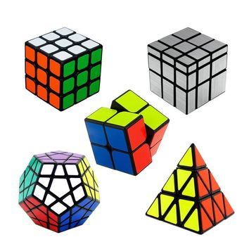 3D IQ Magic Cube Puzzle Logic Mind Brain teaser Educational Puzzles Game Toys for Children Adults