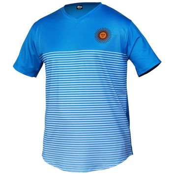 Argentina Rise Soccer Jersey