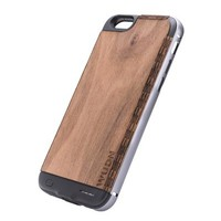 Handcrafted Ultra Slim Wooden iPhone 7 & 7 Plus Charging Battery Case