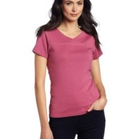 Royal Robbins Women's Kick Back Short Sleeve Crossover Top