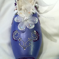 2014 Limited Edition ... Decorated Pointe Shoe