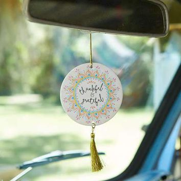 Thankful & Grateful Air Freshener