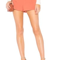 Privacy Please Beaumont Short in Salmon