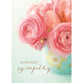 In Deepest Sympathy Card