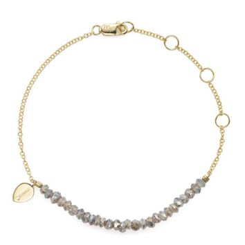Meira T 14k Yellow Gold Bracelet with Labradorite | Bloomingdales's
