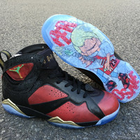 "Air Jordan 7 ""Doernbecher"" Men Basketball Shoes"